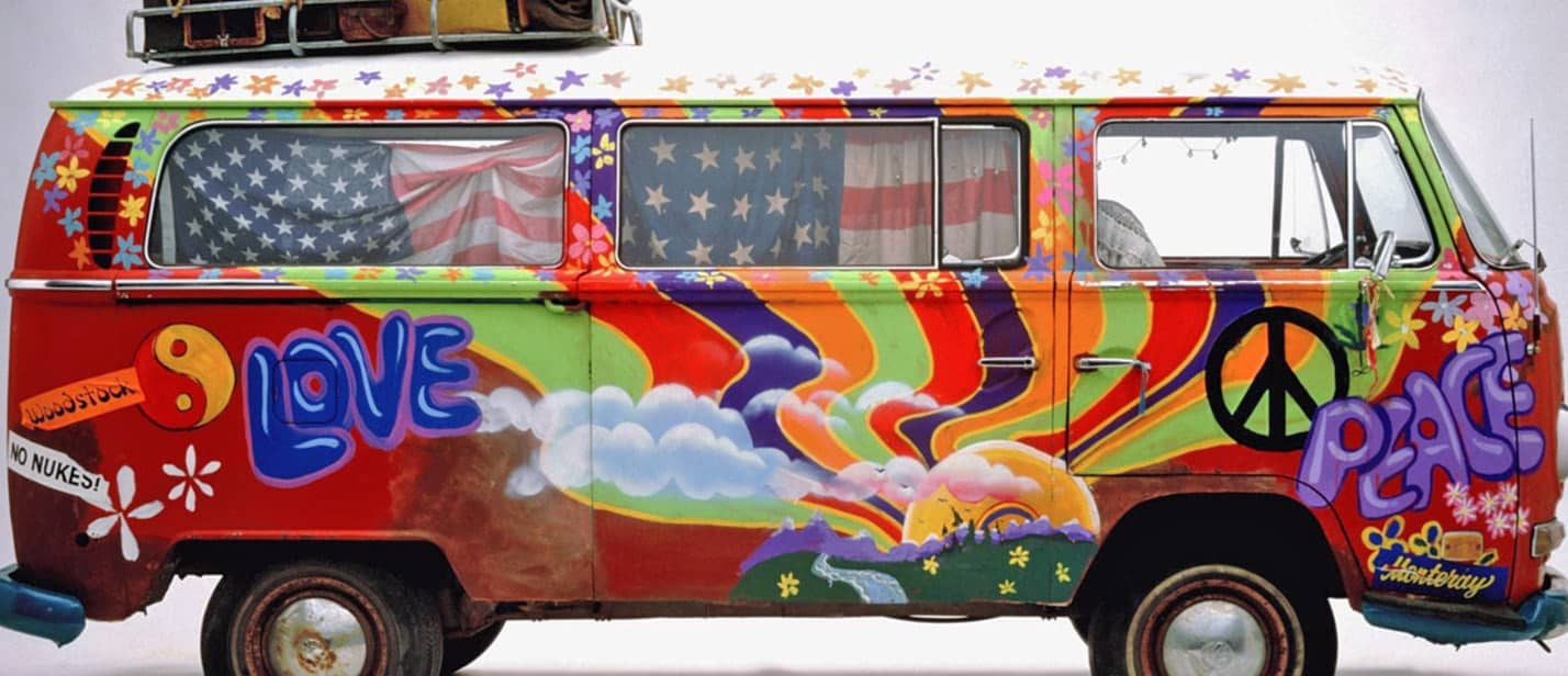 why wordpress hippy van