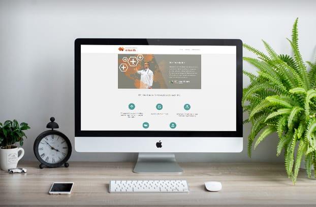 eci wordpress migration website