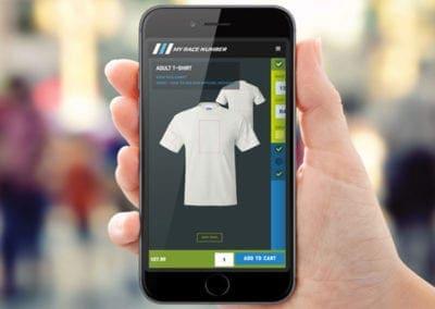 Custom eCommerce App