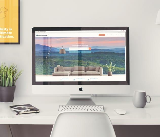 custom wallpaper website