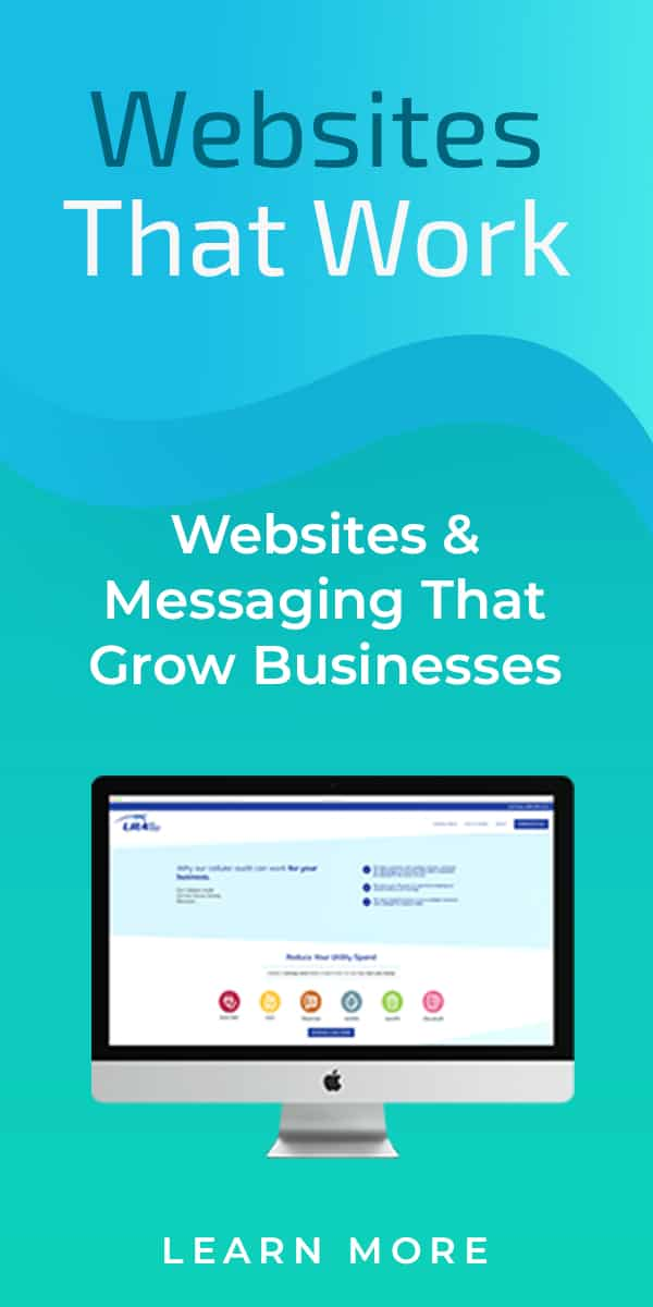 website that work advertisement